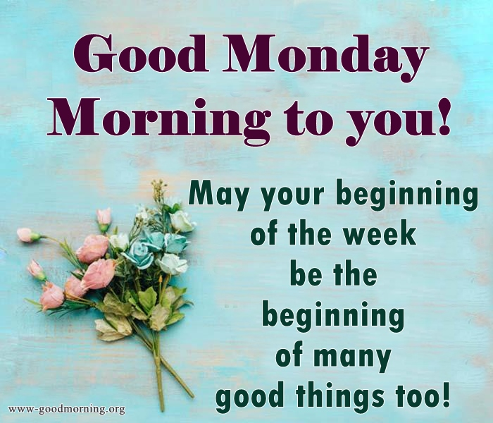 Good Morning Indefatigablezz My Best Clan Members & Friends  Good-morning-monday