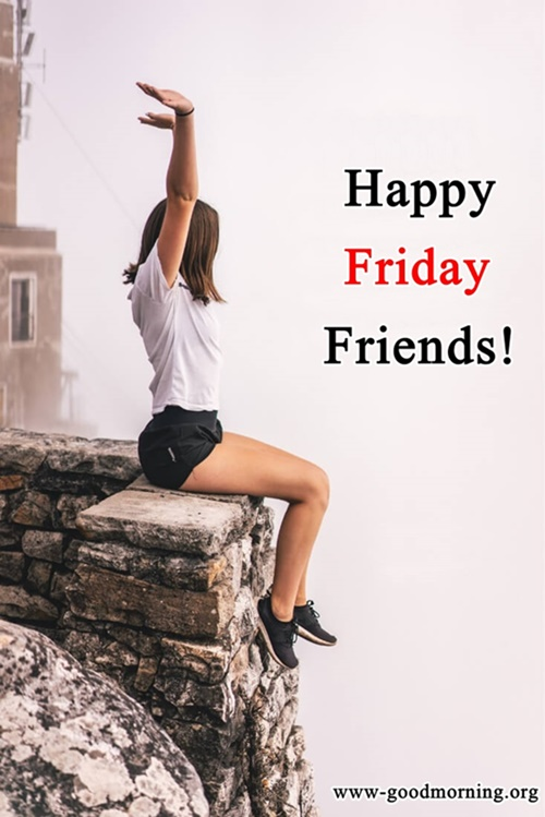 Short-Good-Morning-Happy-Friday-for-friends