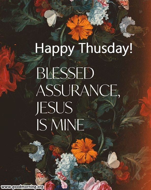 blessed thursday