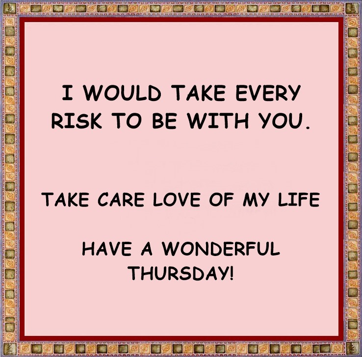 good morning happy thursday love messages